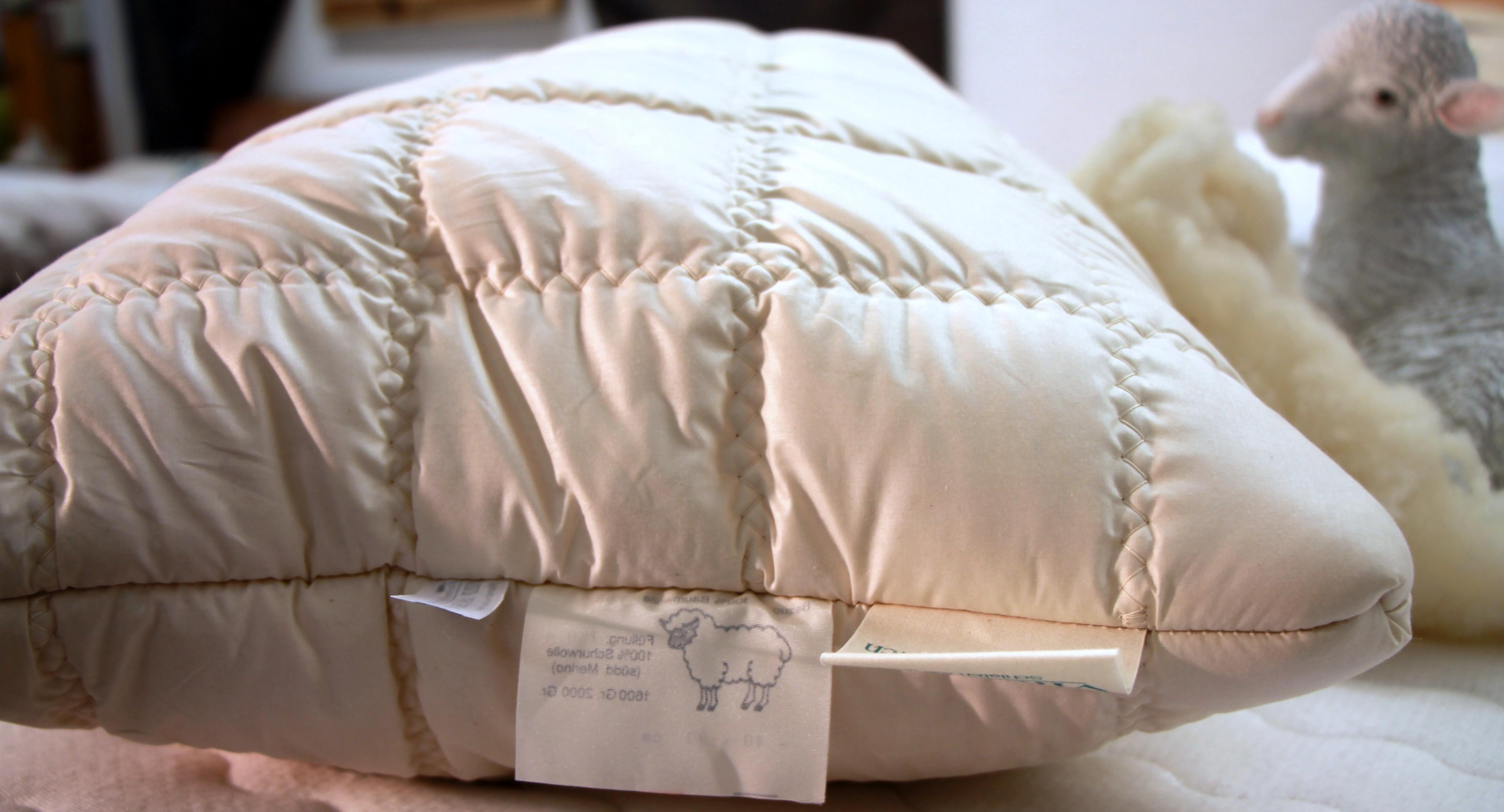 kissen vitalana nat rlich schlafen und wohnen. Black Bedroom Furniture Sets. Home Design Ideas