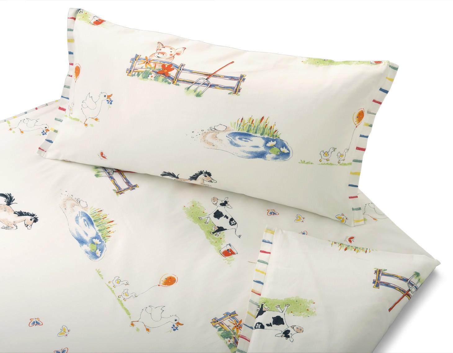 bio kinderbettw sche auf dem lande vitalana nat rlich schlafen. Black Bedroom Furniture Sets. Home Design Ideas